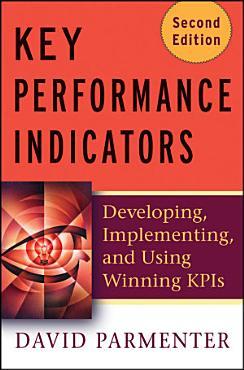 Key Performance Indicators  KPI  PDF