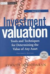 Investment Valuation Book PDF