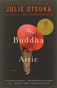 The Buddha in the Attic Book