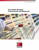 Successfully Managing Product Recalls and Withdrawals PDF