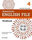 American English File 4  Workbook with IChecker PDF