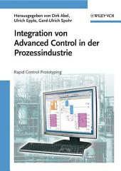 Integration von Advanced Control in der Prozessindustrie