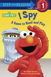I Spy (Sesame Street): A Game to Read and Play