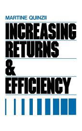 Increasing Returns and Efficiency