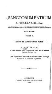 Sermones in Cantica Canticorum ...