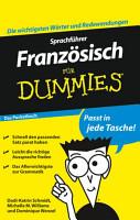 Sprachf  hrer Franz  sisch f  r Dummies Das Pocketbuch PDF