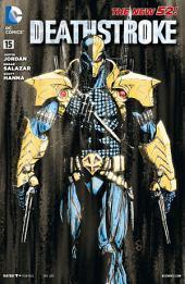 Deathstroke (2012-) #15