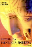 Hist  ria Da Psicologia Moderna PDF