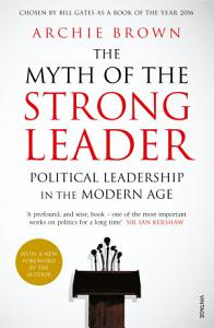 The Myth of the Strong Leader PDF