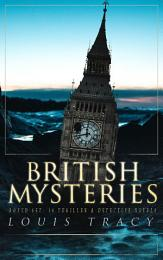 BRITISH MYSTERIES Boxed Set: 14 Thriller & Detective Novels
