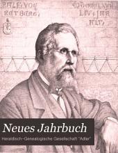 Neues Jahrbuch: Band 13