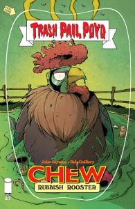Chew  47 Book