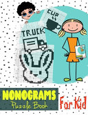 Nonograms Puzzle Book For Kid PDF