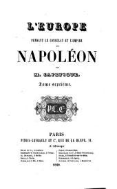 L'Europe pendant le consulat et l'empire de Napoleon: Volume4