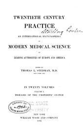 Twentieth Century Practice: Diseases of the uropoietic system