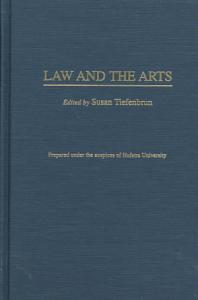 Law and the Arts PDF