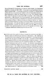Études sur l'histoire d'Haïti suivies de la vie du général J.M. Borgella: Volume9