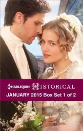 Harlequin Historical January 2015 - Box Set 1 of 2: An Anthology