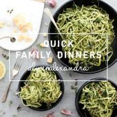Quick Family Dinners in the Thermomix