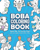 Boba Coloring Book