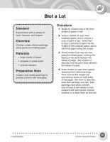 Creating Inkblots  Blot a Lot Art Center PDF