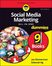 Social Media Marketing All-in-One For Dummies: Edition 4