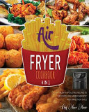 Air Fryer Cookbook [4 Books in 1]