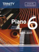 Piano 2015-2017. Grade 6 (with CD)