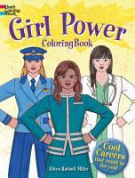 Girl Power Coloring Book PDF