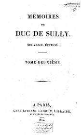 Mémoires du duc de Sully: Volume2