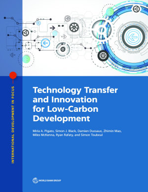 Technology Transfer and Innovation for Low Carbon Development PDF