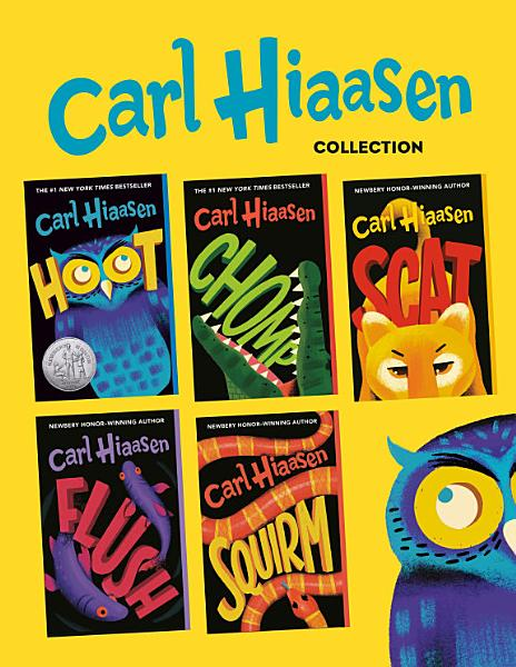 Download Carl Hiaasen 5 Book Collection Book