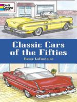 Classic Cars of the Fifties PDF