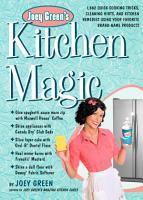 Joey Green s Kitchen Magic PDF