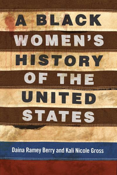Download A Black Women s History of the United States Book
