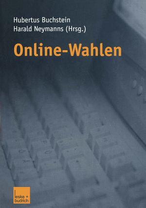 Online Wahlen PDF