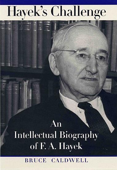 Hayek s Challenge PDF