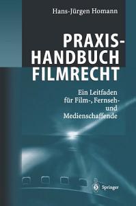 Praxishandbuch Filmrecht PDF
