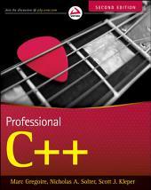 Professional C++: Edition 2