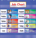 Class Jobs Pocket Chart Book