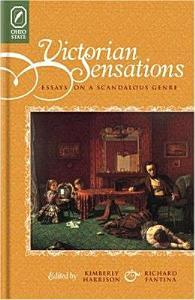 Victorian Sensations Book