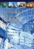 Organizational Behaviour In Construction PDF