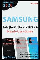 Samsung S20 - S20+ - S20 Ultra 5G User Manual Guide
