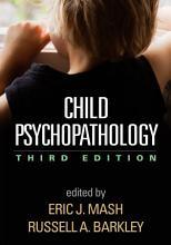 Child Psychopathology  Third Edition PDF