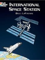 International Space Station Coloring Book PDF