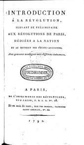 Révolutions de Paris, dédiées à la nation et au district des Petits-Augustins: Avec gravures et cartes des departemens du Royaume de France, Volume1