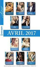 10 romans Azur + 1 gratuit (no3815 à 3824 - Avril 2017)