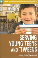 Serving Young Teens and  tweens PDF
