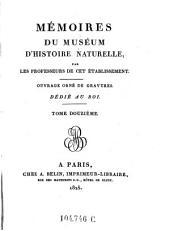 Annales du museum national d'histoire naturelle, par les professeurs de cet etablissement. Ouvrage orne de gravoures: Volume73