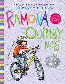Ramona Quimby  Age 8 Read Aloud Edition PDF